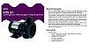 Bomba de Hidromassagem Chs-17 50mm 1,0cv Mono 110/220v Dancor - Imagem 2