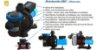 Bomba De Agua Para Piscina Sodramar Bmc-100 1cv Monofasico 110/220V - Imagem 2