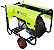 Gerador Pramac Gasolina X14000 16,2kva Avr Trifasico Biv Partida Eletrica - Imagem 3