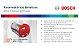 Boiler De Alta Pressao Bosch 200l Mkp 200 Inox 444 40 M.C.A - Imagem 3