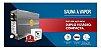 Sauna A Vapor Impercap Top Turbo Eletrica 9kw Digital Inox 380v   - Imagem 2