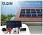 Kit Gerador Energia Solar Fotovoltaico Com 126 Paineis 340w 41,8kwp Elgin - Imagem 2