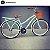 Bicicleta Feminina Cruiser - Beach Bike  - Retrô Vintage Inspired Harley selim marrom - Imagem 1