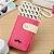 Carteira Feminina Moustache Cores - Imagem 1
