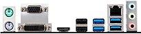 PLACA-MÃE MSI B450M PRO-M2 V2 PRO SERIES AMD AM4 DDR4 - Imagem 3