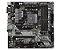 PLACA-MÃE ASROCK B450M PRO4 CROSSTIFE AMD AM4 DDR4 - Imagem 2