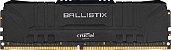 Memória Crucial Ballistix 16gb (2x8gb) 2400mhz Ddr4 Preta - Imagem 2