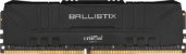 Memória Crucial Ballistix 8gb 3000mhz Ddr4 Preta - Imagem 2