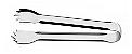 Pegador para Churrasco Aço Inox 12,6 cm - Imagem 1