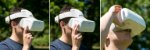 Dji Goggles - Óculos para voo FPV - Pronta Entrega em SP - Telemetria completa, pilotagem por headtracking e diversos modos de voo! - Imagem 5