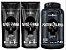 2x Mass Gainer 3kg - Black Skull + 1 Protein 7Blend 1,8kg - Black Skull - Imagem 1