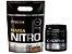 Massa Nitro 2520g Chocolate - Probiótica + Creatina 300g - Probiótica - Imagem 1
