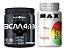Bcaa 4.1.1 280g - Black Skull  Laranja com Acerola + Multimax 90 cáps Max - Imagem 1