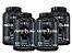 4x Protein 7 Blend 1,8kg - Black Skull Amendoim - Imagem 1