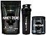 Whey Zero Refil 837g Morango + Creatina 150g Black Skull + Shaker - Imagem 1