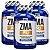 3X Zma Pro Com Picolinato De Cromo 90 Cápsulas - Profit Labs - Imagem 1