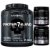 Protein 7 Blend 1,8kg - Black Skull Caramelo + Glutamina 300g + Creatina 300g Probiótica - Imagem 1