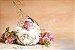 Porta Joia Floral newborn ArteBrasil - Imagem 1