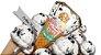 MILKY CONES VAPORY - COOKIES 'N CREAM ICE CREAM - 60 ML - 3MG NICOTINA - Imagem 3