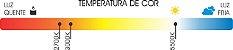 Lâmpada de Led Dicróica 3000k 5W GU10 Bivolt  - Imagem 4