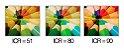 Fita de LED PRO 5W/M 12V IP20 5 metros SMD 2835  IRC98  - Eklart - Imagem 2