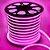 Fita Led Neon Rolo 100m 16*8 ROSA 12w - JK - Imagem 3