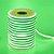 Fita Led Neon Rolo 100m 16*8 Verde 12w/m - JK - Imagem 2