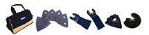 Multiferramenta Oscilante Sonic Wesco (Corta, Lixa e Raspa - 110V) - Imagem 4