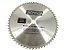 LÂMINA SERRA CIRCULAR 60 DENTES 14'' (350MM)x30MM THOMPSON - Imagem 1