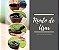 Vaso Elegance Autoirrigável N3 1,3 Litros 12,5 X 15,4 Vinho - Imagem 1