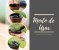 Vaso Elegance Autoirrigável N3,5 1,8 litros 15x9 x 15,40 Verde Neon - Imagem 2