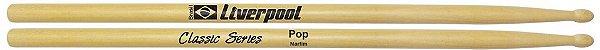 Liverpool Baqueta Classic Series Pop Marfim P.M Llpop - Imagem 1