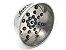 Torelli Shakerim Corpo Tamborim Aluminio C/ Rebites Tg547 - Imagem 2