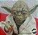 BONECO STAR WARS MESTRE YODA 12CM PVC  - Imagem 4