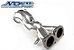 DOWNPIPE BMW 135I | 335I - MOTOR N55 | E82 | E90 | E92 | E93 - Imagem 2
