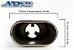 PONTEIRA AÇO INOX 304 OVAL 1025 (ANRPBI1025PI38) - Imagem 5