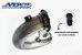"""DOWNPIPE GOLF/AUDI A3 TSI 1.4 140cv AÇO INOX 409 2 1/2"""" - Imagem 3"""