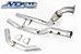 CATBACK TROLLER T4 2015> - INOX 409 - Imagem 1