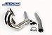 DOWNPIPE INOX AUDI S3 | SPORTBACK - MISTO INOX 304 E 409 - Imagem 1