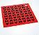Descanso de panela de silicone Mickey e Minnie icones - Imagem 1