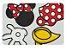 Jogo Americano Minnie - Imagem 1