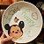 Prato Tsum Tsum Mickey Pooh Tico e Teco - Imagem 1