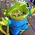 Balde de Pipoca Mickey, Minnie, Sr Cabeça de Batata, Et/Alien, Dumbo, Nemo, Duffy ou Ariel - Imagem 2