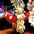 Chaveiro balde de pipoca Mickey, Et, Pato Donald, Dumbo, Stitch, Sr Cabeça de Batata ou Minnie - Imagem 5