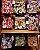 Saco de tecido Mickey, Minnie, Tico e Teco, Ariel, Pooh, Rapunzel, Aladdin, Bela e Fera, Toy Story - Imagem 1