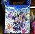 Saco de tecido Mickey, Minnie, Tico e Teco, Ariel, Pooh, Rapunzel, Aladdin, Bela e Fera, Toy Story - Imagem 2