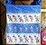 Saco de tecido Mickey, Minnie, Tico e Teco, Ariel, Pooh, Rapunzel, Aladdin, Bela e Fera, Toy Story - Imagem 3