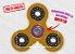 Fidget Hand Spinner - Clássico Amarelo - Imagem 1