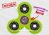 Fidget Hand Spinner - Clássico Verde Neon - Imagem 1