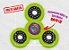 Fidget Hand Spinner - Discos Verde Neon - Imagem 1